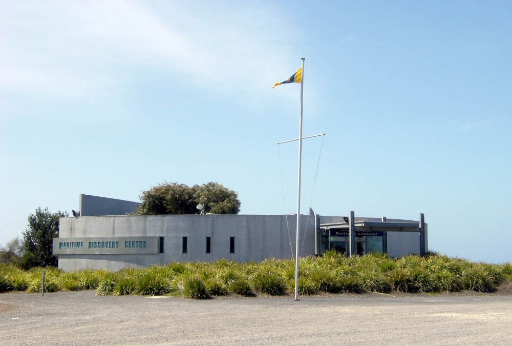 Maritime Museum & Information Centre, Portland
